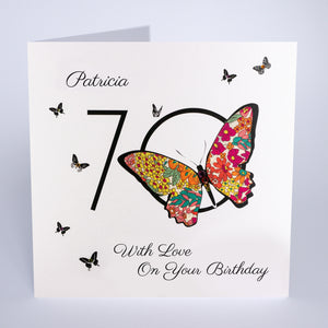 70 With Love on Your Birthday