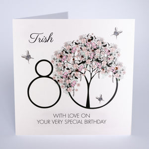 80 - With Love on Your Special Birthday