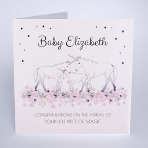Congratulations - Your Little Piece Of Magic (Girl)