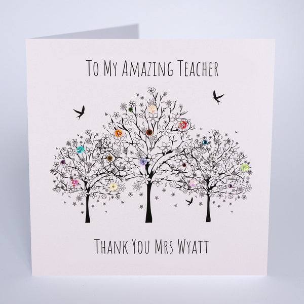 To My Amazing Teacher
