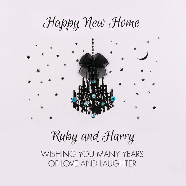 Happy New Home (Chandelier)