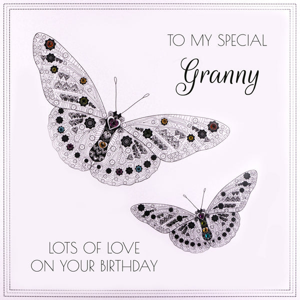 To My Special Granny