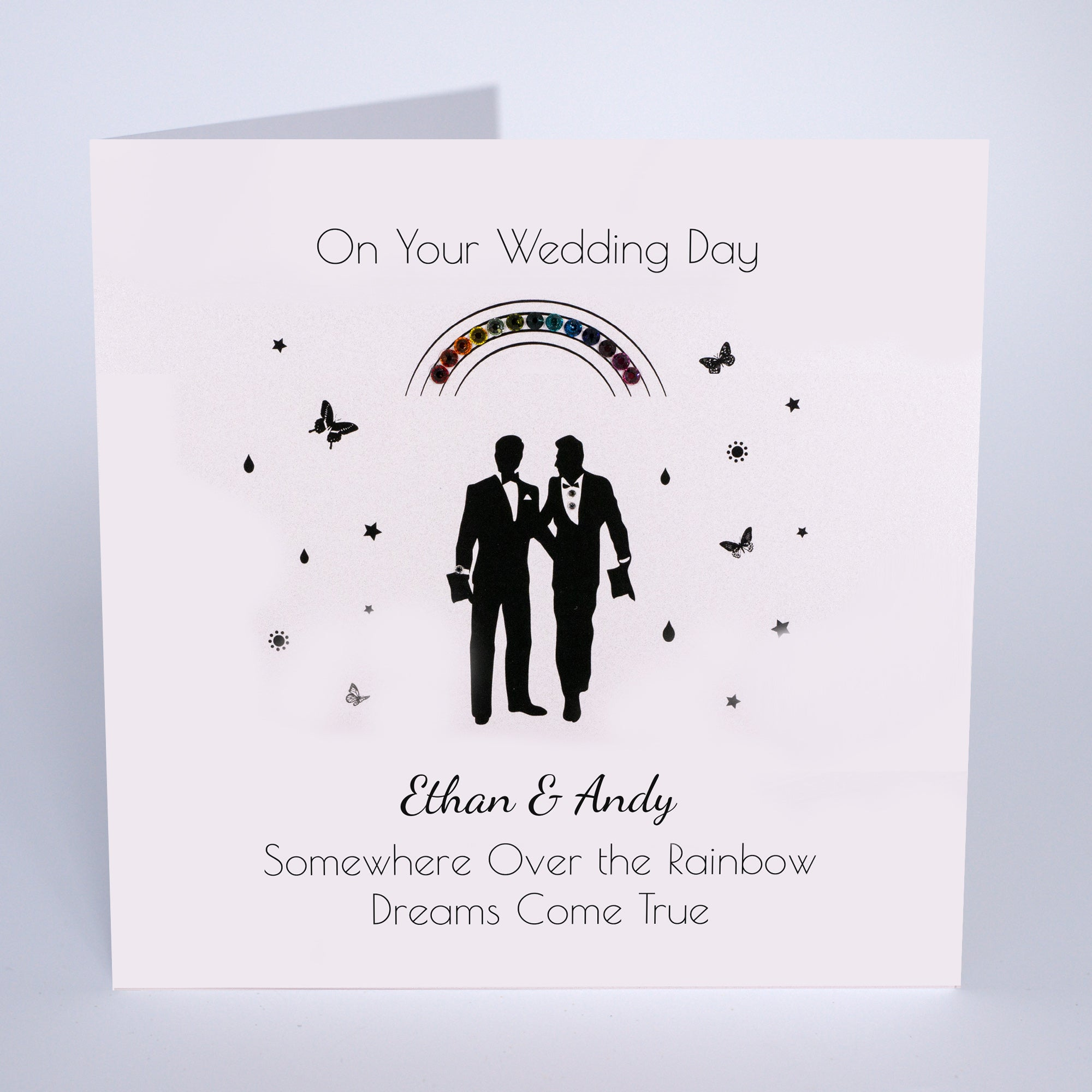 On Your Wedding Day - Somewhere Over The Rainbow