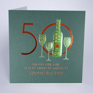 50 - Improve With Age