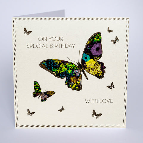 On Your Special Birthday With Love
