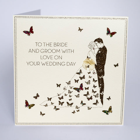 To The Bride and Groom With Love
