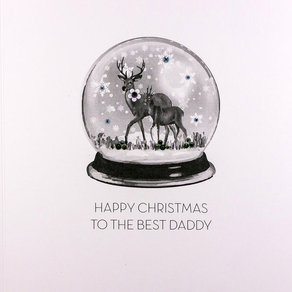 Happy Christmas to the Best Daddy