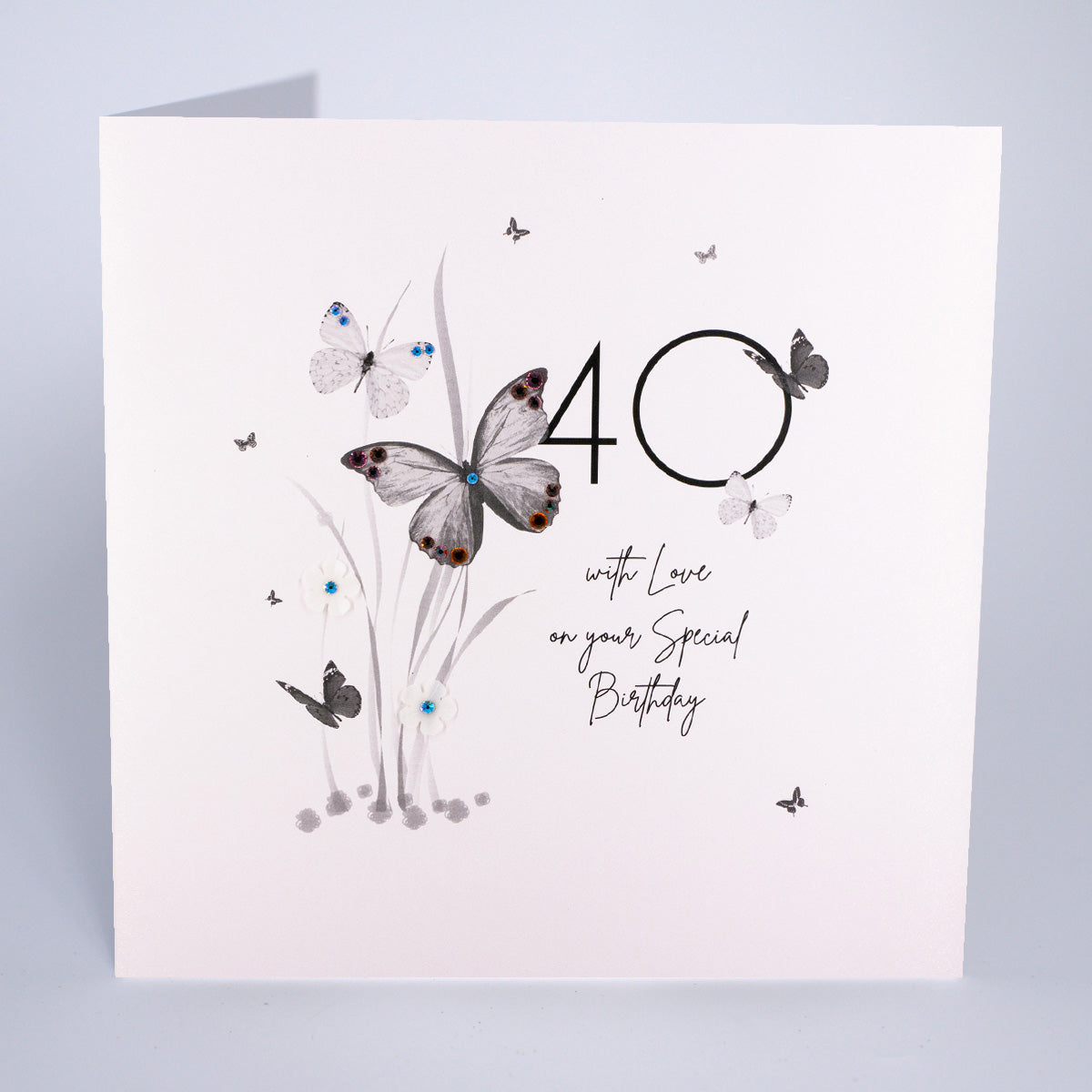 40 - With Love on your Special Birthday