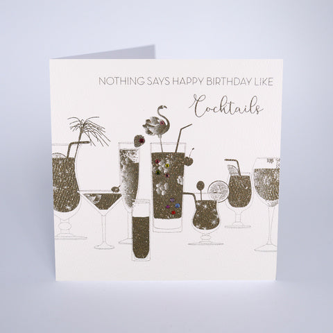 Nothing Says Happy Birthday Like Cocktails