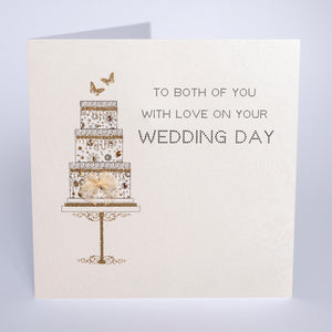 To Both of You With Love on Your Wedding Day