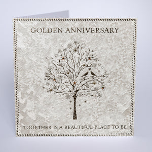 Golden Anniversary - Together is a Beautiful Place