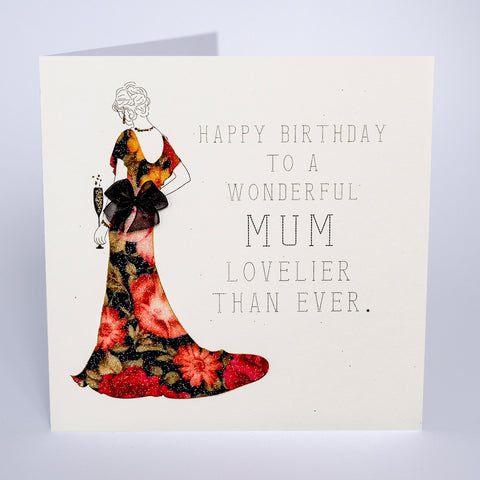 Happy Birthday to a Wonderful Mum