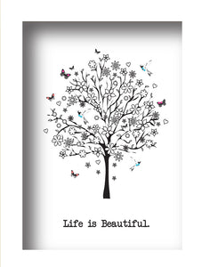 Life is Beautiful (Tree)