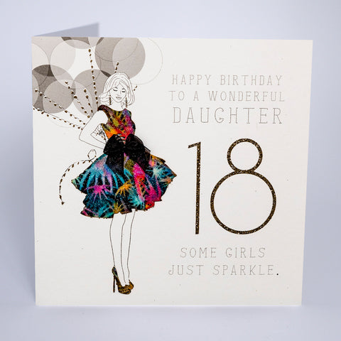 To a Wonderful Daughter - 18 - Some Girls Just Sparkle