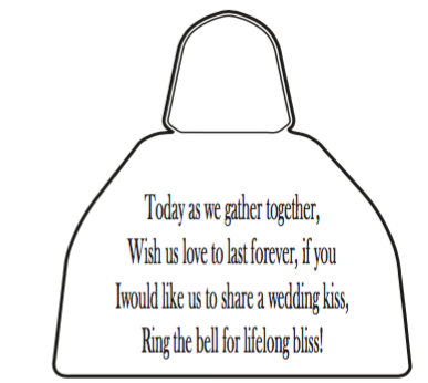Custom Wedding Bells