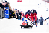 USA Bobsled/Skeleton Team Cheering Bells