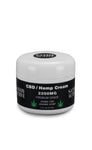 CBD / Hemp Seed Oil Cream - Full Spectrum - Premium Grade - 100% Natural - 200MG CBD - 2000MG Hemp - 2 FL.OZ (60 ML)
