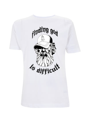 Finding God Graphic Tee - Urban Reaper Clothing