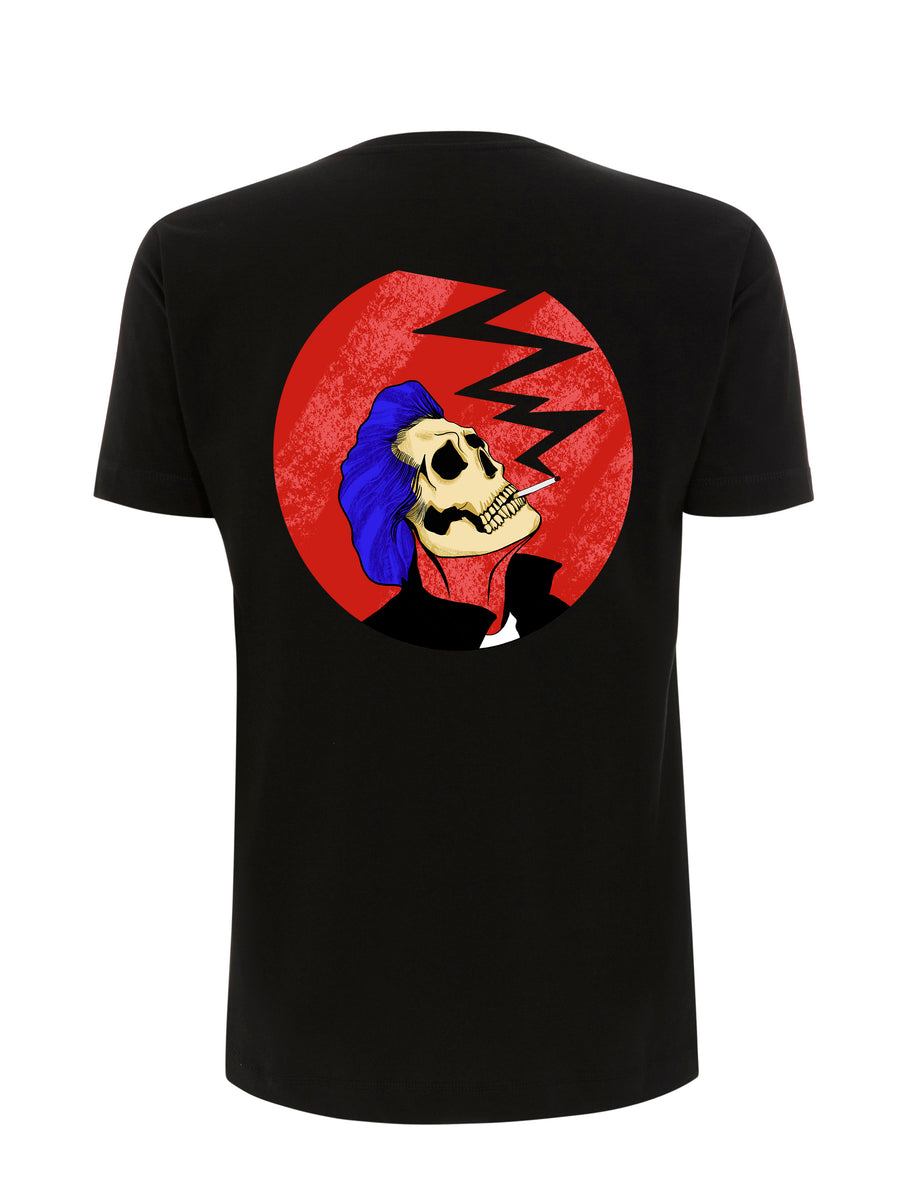The Smoking Skull T-Shirt