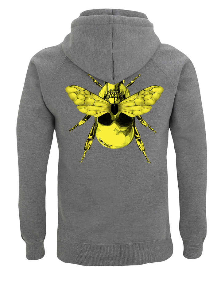 The Bee Keeper Hoodie - Urban Reaper Clothing