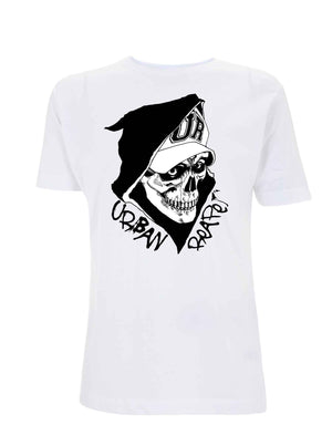 The Reaper Graphic Tee - White