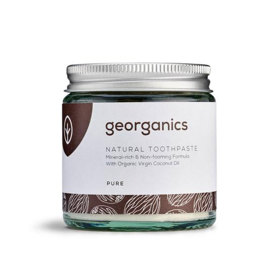 Dentifricio in pasta Georganics – Pure
