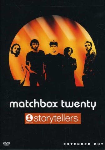 Vh1 Storytellers - Matchbox Twenty By Matchbox Twenty