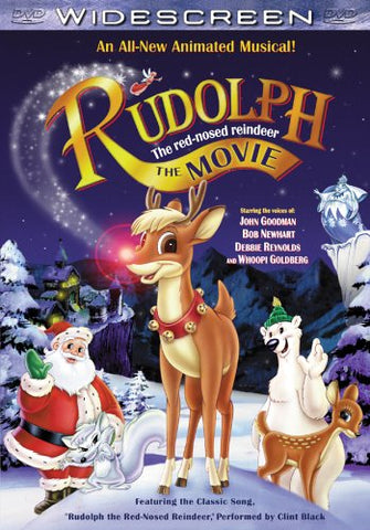 Rudolph The Red-Nosed Reindeer - The Movie By John Goodman