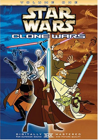 Star Wars: Clone Wars - Volume One By Mat Lucas