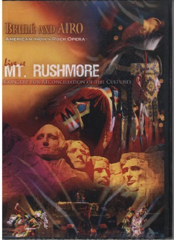 Live At Mt. Rushmore: Concert For Reconciliation Of The Cultures