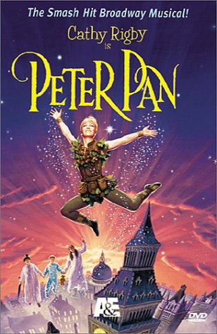Peter Pan By Cathy Rigby