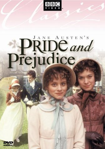 Pride And Prejudice (Bbc Miniseries) By Elizabeth Garvie