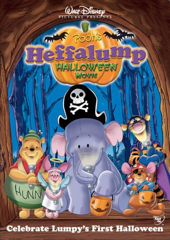 Pooh'S Heffalump Halloween Movie By Jimmy Bennett