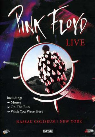 Pink Floyd Live In Nassau New York 1990 (Delicate Sound Of Thunder)