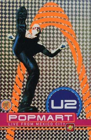 U2: Popmart Live From Mexico City By U2