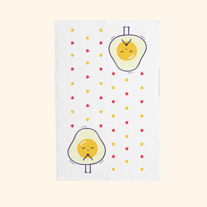 Hand Towel (Cute Egg)