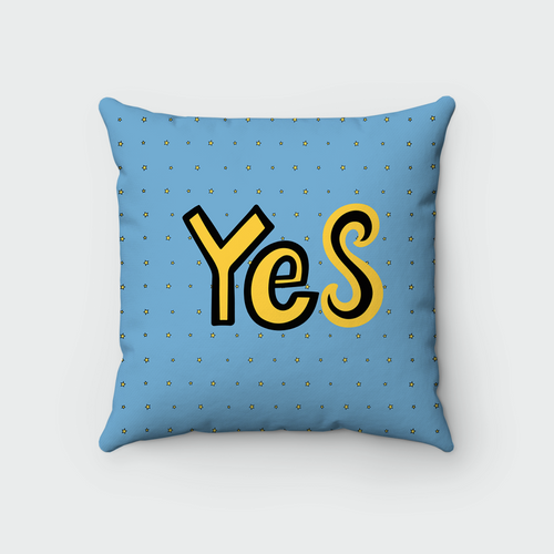 Throw Pillow with