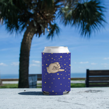 "Load image into Gallery viewer, Koozie with ""Pinky_Promise"" sticker"