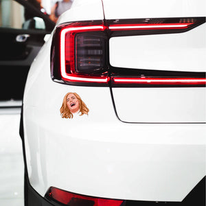 Adele & Beyonce Stickers
