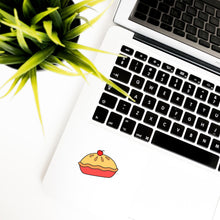 "Load image into Gallery viewer, ""Apple Pie & Steak"" Stickers"