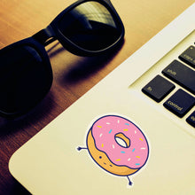 Load image into Gallery viewer, Donut & Waffle Stickers