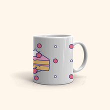 Load image into Gallery viewer, Mug (Cute Pie with Cherry)