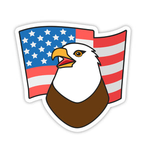 """Eagle"" Sticker"