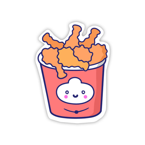 Bucket of Chicken Sticker
