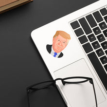 Load image into Gallery viewer, Donald Trump Sticker