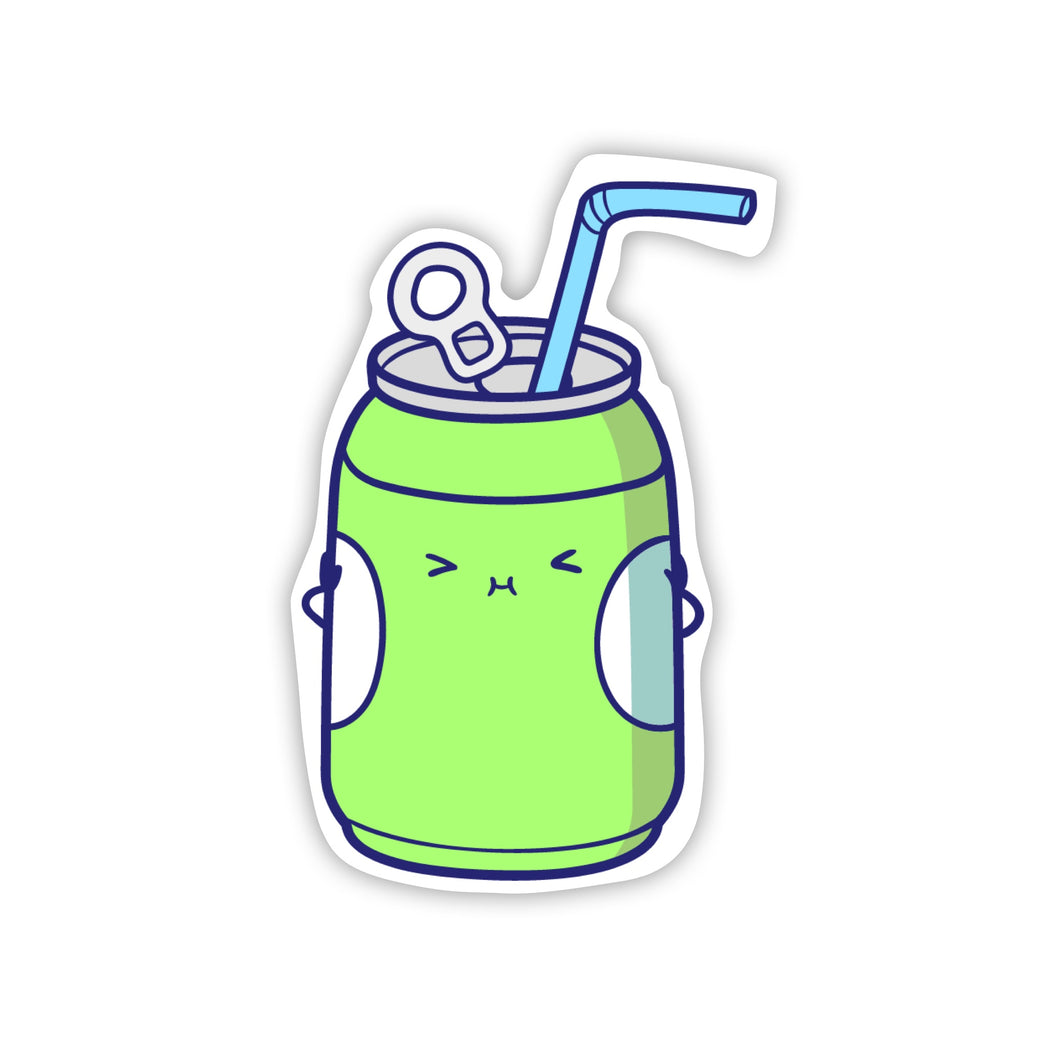 Soda Sticker