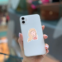 Load image into Gallery viewer, Kiss Girl Sticker