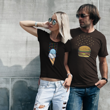 Load image into Gallery viewer, T-Shirt (Cute Ice cream)