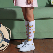 Load image into Gallery viewer, Socks Unisex (Cute Hotdog)