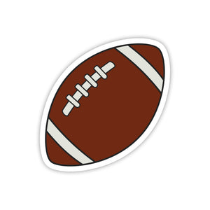 """Rugby-Ball"" Sticker"